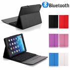 Ultra Slim Bluetooth Wireless Keyboard Stand Leather Case Cover for iPad 2 3 4