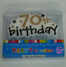 70TH BIRTHDAY CANDLE