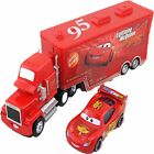 Disney Cars 2 Diecast Pixar Cars Tractor Lightning Mcqueen Sally Truck & Car