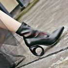 Fashion Ankle Boots Womens Side Zipper Pointed Toe special High Heel Shoes Hot