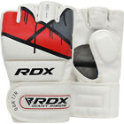 RDX Boxing MMA Gloves Grappling Sparring Fighting Training Punching Mitts US