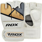 RDX MMA Gloves Boxing Grappling Sparring Fight Training Martial Arts Kickboxing