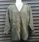 ROYAL MARINES & ARMY WOMENS GREEN,WOOLLY CARDIGAN-COMBAT JUMPER,PULLOVER,BUTTONS