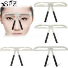 Microblading Permanent Eyebrow Stencil Measure Makeup Tattoo Ruler Template Tool