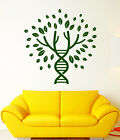 live spiral topiary trees - Vinyl Wall Decal Tree Of Life DNA Spiral Genus Bloodline Stickers (1740ig)