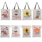 New Halloween Tote Bags Childrens Kids Gift Party Loot Trick Treats Sweets Candy