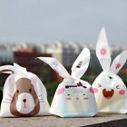 50pcs/lot For Party Favor  Cute Rabbit Ear Cookie Bags Plastic Bags Gift