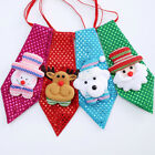 Christmas Tie Party Accessories Creative Xmas Bow Tie Party Dance for Kids BL