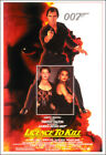 License To Kill Movie Poster Print - 1989 - Action - 1 Sheet Art - James Bond $19.95 USD