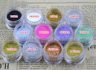 Loose Glitter Dust Eyeshadow Body Face Nail Art Party EyeShadow Shimmer MakeU CN