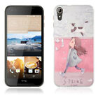 Colorful Silicone Gel Case Rubber Soft TPU Skin Protect Cover For BQ HTC Doogee