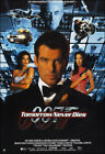 Tomorrow Never Dies Movie Poster Print - 1997 - Action - 1 Sheet $27.62 CAD