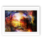 Купить Spray Printed Oil Painting Christian Starry Jesus Wall Decor On Canvas Unframed