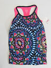 NWT Justice Kids Girl Size 8 10 12 or 14 Active Built In Sports Bra Top Gymnast