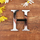 3D Mirror Wall Stickers 26 Letters DIY Art Mural Home Room Decor Acrylic Decals