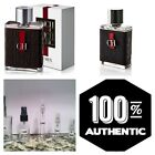 Carolina Herrera CH MEN guaranteed authentic sample decants 5ml 10ml 15ml 30ml