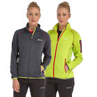 Regatta Laney II Womens Full Zip Knit Effect Active Fit Fleece Jacket