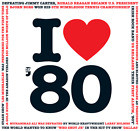 I Heart 1980's CD Greeting Card (Choose Your Year)