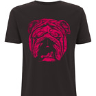 Bulldog T-Shirt by HEROLUX - Tattoo, Biker, Retro, Punk, Rock N Roll, Dog