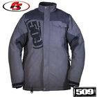 2018 509 Range Insulated Snowmobile Jacket Black Ops LG XL 3X Large