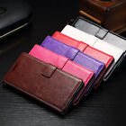 Flip Leather Wallet Case Cover For Sony Xperia XA1,G3121/G3123/G3125