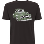 Green Truck T-Shirt by HEROLUX - Tattoo, Retro, Tribal, Rock N Roll, Rockabilly