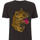 Hyena T-Shirt by HEROLUX - Tattoo, Biker, Retro, Tribal, Rock N Roll, Distressed