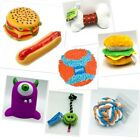 Dog Toys Pets All Sizes Types Fetch Squeaker Chew Teething Sports Ball