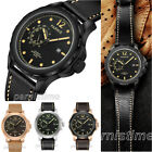 44mm Parnis Luminous Marker Miyota Automatic Men's Casual Watch Christmas Gift