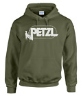 COOL PETZL ARBORIST HOODED/HOODIE TOP PULLOVER TYPE Chainsaw/Climbing/Forestry
