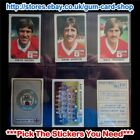 ☆ Panini Football 79  (Cards 200 to 299) (G) ***Pick the Stickers You Need***