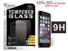 [3 Pack] iPhone X / 8 / 8 Plus XS MAX for Apple Tempered Glass Screen Protector