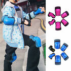 6x Cycling Roller Skating Protector Gear Pad Guard Set Cuffs +Elbow Wrist +Knee
