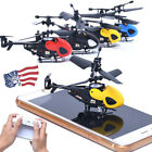 RC 2CH Mini RC Helicopter Disseminate Remote Control Aircraft Micro 2 Channel Drone US