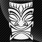Tiki Decal Sticker - TONS OF OPTIONS