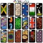 Custodia cover TPU GEL per Apple Iphone 8 -SB nera  Design _168_185