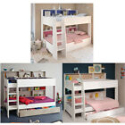 Tam Tam Wood Underbed Storage Drawer Bunk Bed EU Single Mattresses and Colours