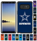 Official NFL Pebble Grain Shockproof Cover Case for Samsung Galaxy NOTE 8 $18.99 USD on eBay