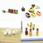 Mini Food Milk Cup Dollhouse Decor Cute Fruit Canned Bottles Cake Doll Accessory $0.99 USD on eBay