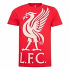 Liverpool FC  - Liverbird Red T-Shirt