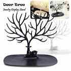 Kyпить Jewelry Deer Tree Stand Display Organizer Necklace Ring Earring Holder Show Rack на еВаy.соm