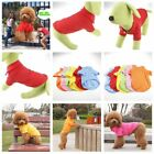 Dog Clothes Winter Warm Hoodie Coat Sweater   Dogs Autumn Adidog Pet Soft Large
