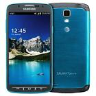"""NEW"" Samsung Galaxy S4 Active SGH-I537 AT&T UNLOCKED 16GB Smartphone Blue Gray"