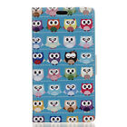 PU Leather Magnetic Flip Wallet Card Stand Case Cover For Various Phone