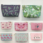 Flamingo Cosmetic Storage Bag Zipper  Pouch Toiletry Handbag Holder Makeup