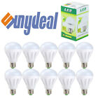 Energy Saving E27 3W 5W 7W 9W 12W LED Daylight Light Lamp Bulb Warm/Cool White