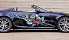 Car & truck accent decal Anime chain girl vinyl auto graphic stickers 4ft and up