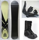 """NEW SIMS """"ESSENCE"""" SNOWBOARD, BINDINGS, BOOTS PACKAGE - Women's - 154cm"""