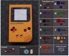 Nintendo Game Boy Original DMG-01 Replacement Shell+Lens -Pick Shell ButtonColor