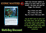 MTG Iconic Masters IMA Choose your common FOIL New Multi-Buy Discount Available